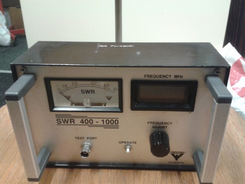 Procom SWR meter Analyzer 400-1000